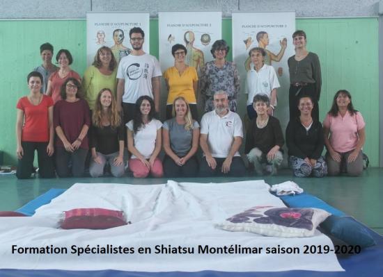 Formation specialistes en shiatsu 2019 2020